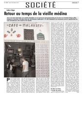 le cafe malakoff