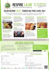 Fichier PDF invitation pour 2 salon