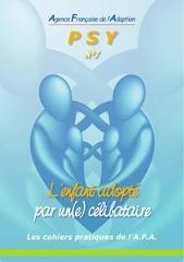 cahier psy 7 l enfant adopte par un e celibataire
