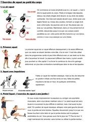 exercice squat 1