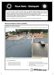 presentation roue noire skatepark