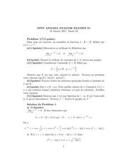 examen analyse s1 solution