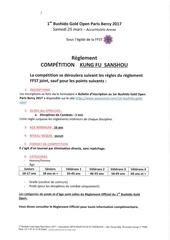 Fichier PDF re glement kung fu sanshou 1er bushido gold open