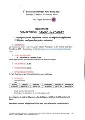 Fichier PDF re glement sambo de combat 1er bushido gold open