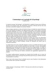 communique 23 01 2017 gel prolonge def