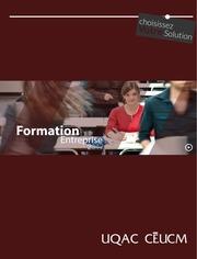 Fichier PDF formation entreprise