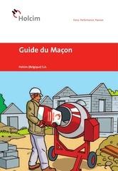 guide du macon holcim ciment belgique