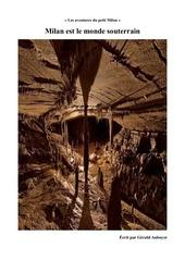 milan est le monde souterrain
