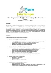 offre emploiqualite