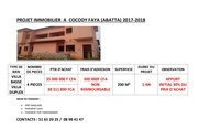 projet immobilier a cocody faya