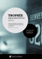 trophee paris innovation brochure