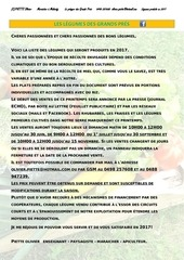 catalogue legumes olivier piette