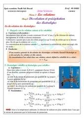 cours 2 dissolution et precipitations des electrolytes