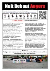 gazette n 5 edition du126 mars 04 juillet 2016