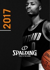 spalding catalogue 2017
