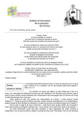 bulletin firminy 4 dec 2016 a fev 2017