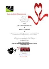 Fichier PDF menu st valentin