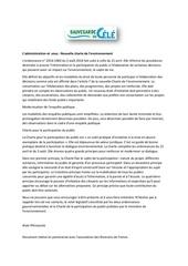 administration charte