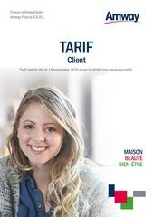 Fichier PDF tarif clients france 042016