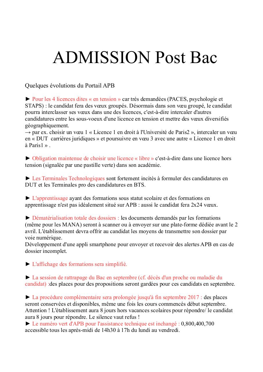 Aperçu du document Admission_PostBAC_2017.pdf - page 1/1