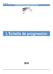 echelle de progression 2014