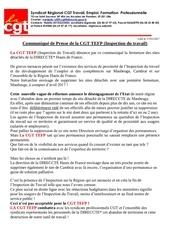 1 communique cgt it le 17 01 2017