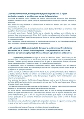 Fichier PDF compte rendu de conference