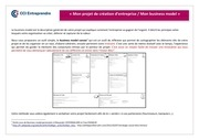Fichier PDF explication exemples de business model module2