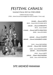 festival canalu 2017