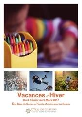 programme vacances scolaires dhiver 2017