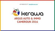 Fichier PDF kerawa argus auto immo cameroun 2016