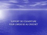 Fichier PDF pose du support