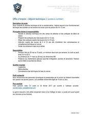 asse 2017 emploi adjtech