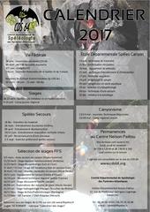 calendrier rv 2017