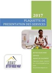 plaquette services