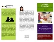 programme locomotive brochure informative