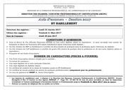Fichier PDF bt habillement