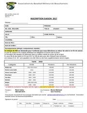 Fichier PDF inscription 2017