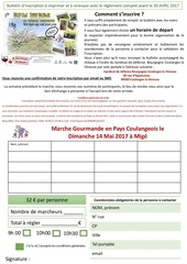 marchegourmande2017 inscription