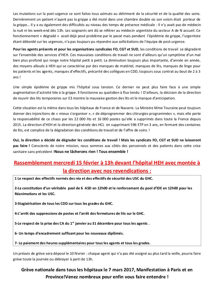 Tract rassemblement HEH FO CGT SUD du 15.02.17-1.pdf - page 2/2