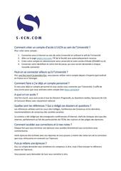 comment creer un compte s ecn pdf