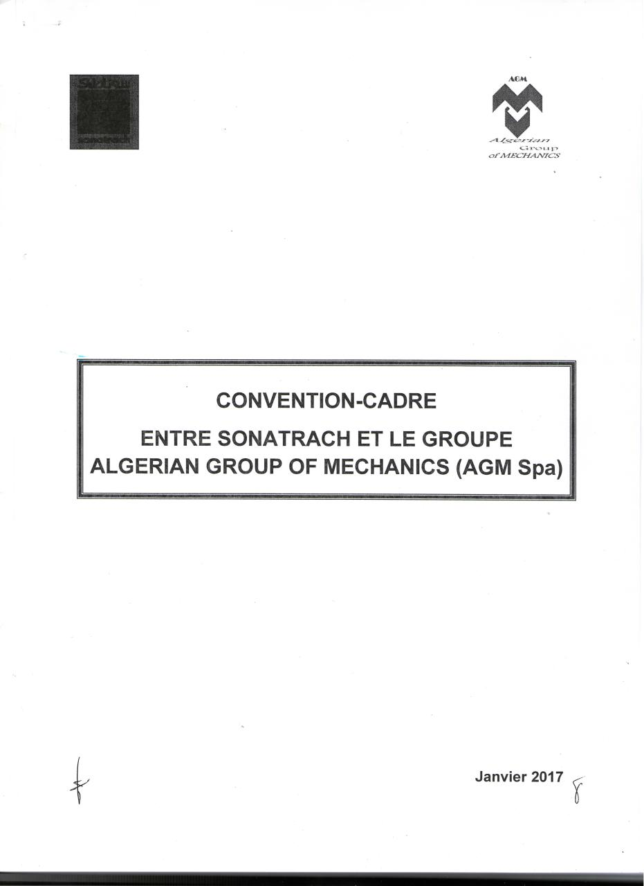 convention collective sonatrach