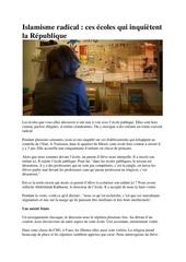 Fichier PDF islamisme radical des ecoles