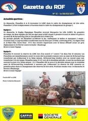 Fichier PDF gazette n 12