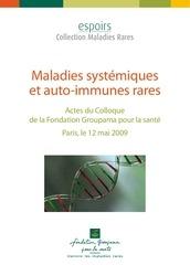 maladies systematiques auto immunes
