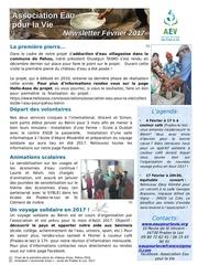 Fichier PDF newsletter fevrier 2017