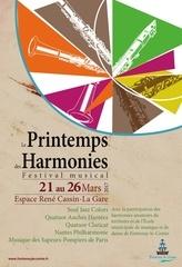 plaquette harmonies 13x19