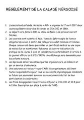 Fichier PDF regelement de la calade nersoise