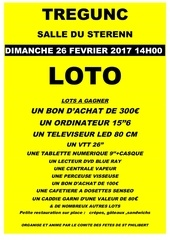 affiche loto reduite 1