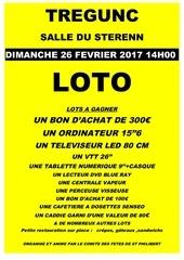 affiche loto tregunc 2017 1 1